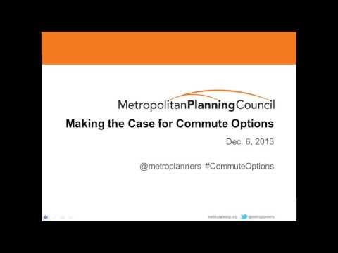 MPC Roundtable—Making the Case for Commute Options