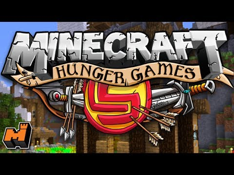 Minecraft: Hunger Games Survival w CaptainSparklez WEAPONLESS