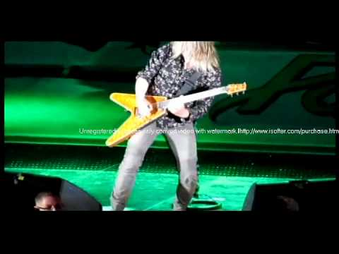 CC Deville Guitar Solo at the Hollywood Bowl