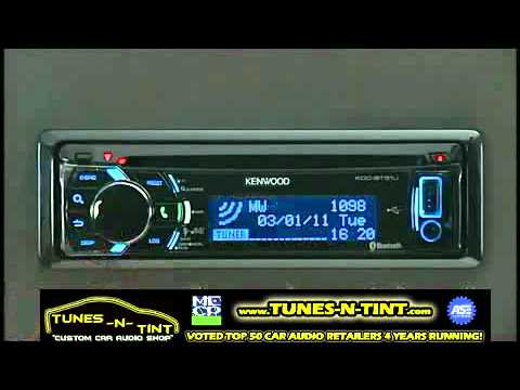 Kenwood and eXcelon KDC-BT848U_ KDC-448U_ KDC-X895 and KDC-X595 Tuner Preset Recall