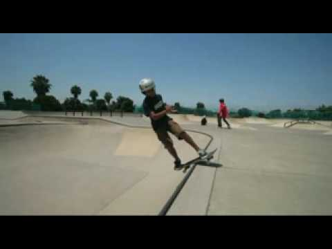Abraham Alvarez Skating July 4, 2008 - MP4 [WS] (2nd Upload)