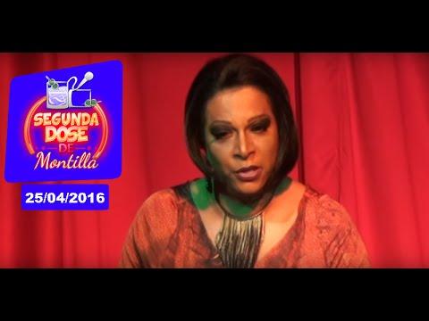 25/04/16 - Segunda DOSE de MONTILLA com Silvetty Montilla e convidados.
