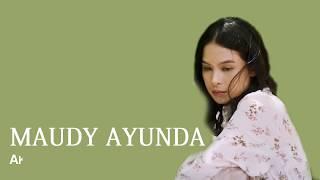Download Lagu Maudy Ayunda - Aku Sedang Mencintaimu (Lirik) Gratis STAFABAND