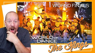 The Kings | Final Performance | World of Dance 2019 | REACTION