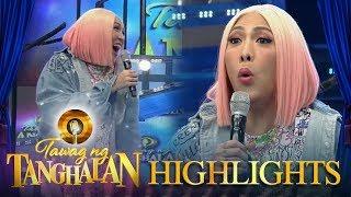 Tawag ng Tanghalan: Vice makes fun of the alphabet