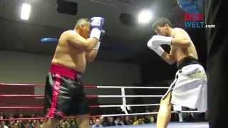 Isa Akberbayev vs Ruben Angel Mino