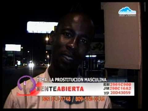 Mente Abierta Tema La Prostitución Masculina