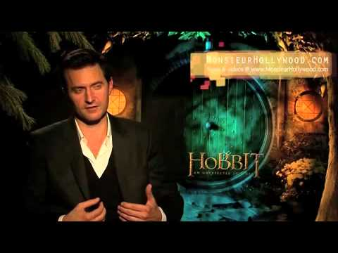 Richard Armitage Exclusive Interview by Monsieur Hollywood