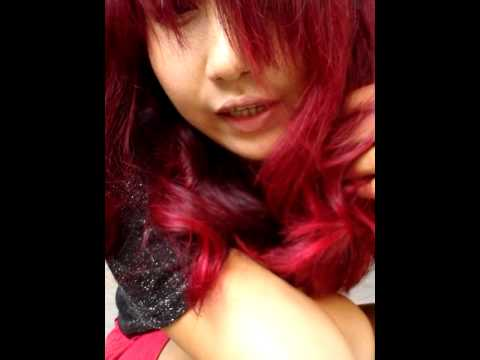 รีวิวสีผม