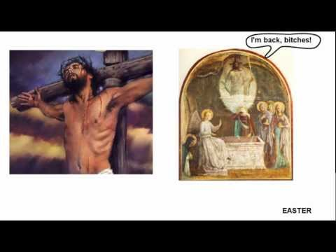 Easter and Religion - A Dose of Buckley