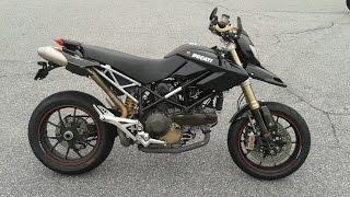 2008 Ducati Hypermotard 1100 S - Wheelie Monster walkaround