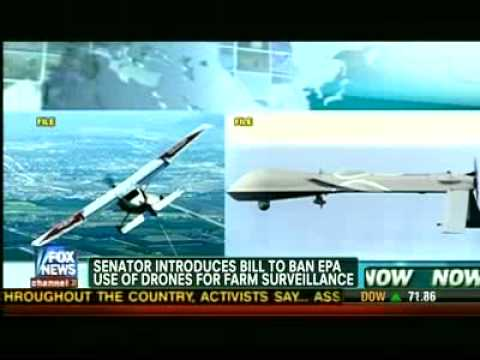 EPA Using Drones To Spy On Ranchers