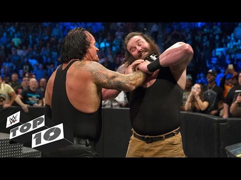 Gigantic Big Men Maulings: WWE Top 10
