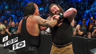 Gigantic Big Men Maulings: WWE Top 10