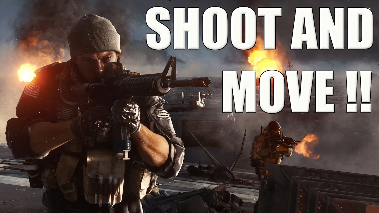 how to move battlefield 4