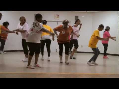 Teach  Me How To Wobble - Cupid - New Wobble Line Dance - Instructions video