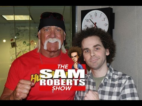 Sam Roberts & Hulk Hogan- Ultimate Warrior, Bret Hart, Ric Flair, etc