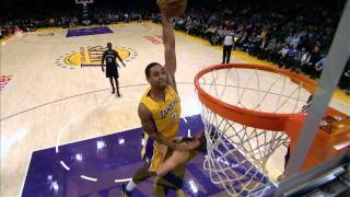 Top 10 NBA Plays: November 2013