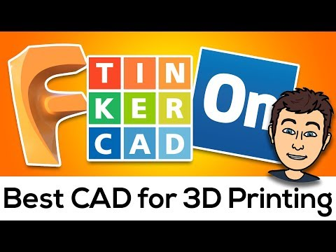 Best CAD For 3D Printing