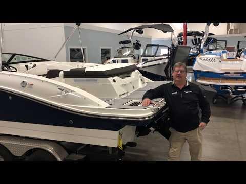 Minneapolis Boat Show Sneak Peek: Sea Ray SPX 21