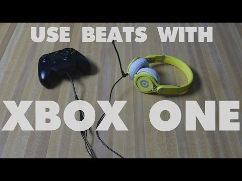 how to connect wireless beats to xbox 360