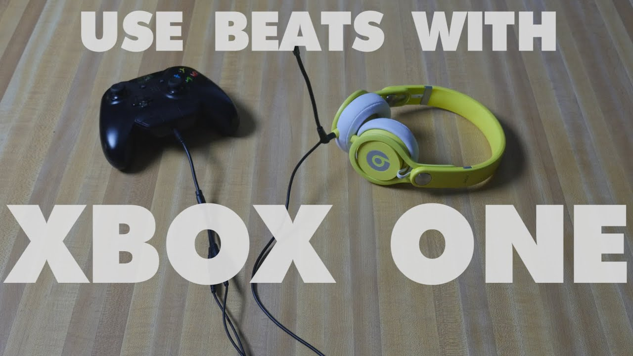 how to connect headphones to an xbox