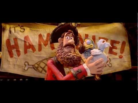 Pirati! Briganti da strapazzo – Trailer Ufficiale HD ITA (AlwaysCinema)
