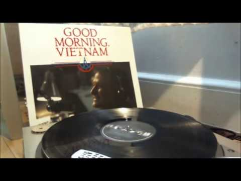 Good Morning Vietnam The Original Motion Picture Soundtrack FULL ALBUM [vinyl]