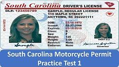 driver license test south carolina
