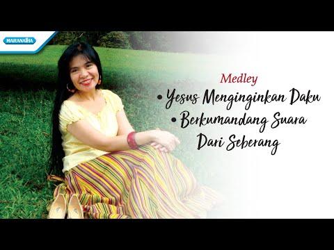 Herlin Pirena - Medley: Yesus Menginginkan Daku,Berkumandang Suara DiSeberang (Official Music Video)