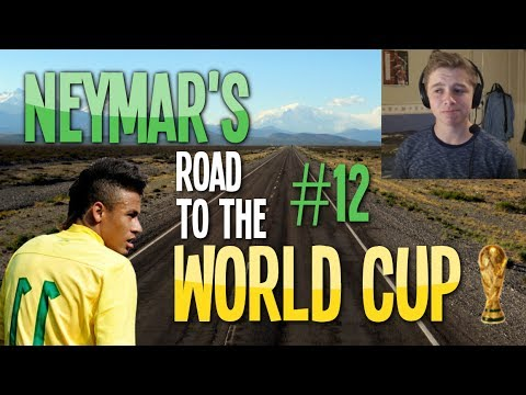 FIFA 14 - Neymar's Road To The World Cup - EP. 12 (DISASTER)