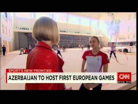 Azerbaijan to host first European Games / Sports New Frontier - CNN