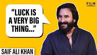 Saif Ali Khan Interview With Anupama Chopra | Sacred Games | FC Unfiltered