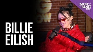 Billie Eilish Talks Coachella, Touring & Injuries