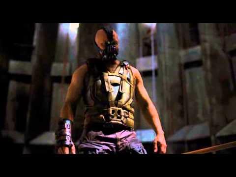 Темный рыцарь: ВЛ - Бой Бэтмена и Бэйна