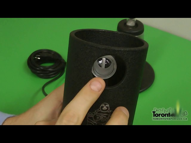 Arizer V Tower vs Da Buddha Vaporizer - TorontoV TV (HD)