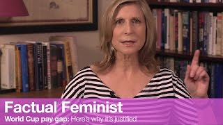 World Cup pay gap: Here's why it's justified | FACTUAL FEMINIST