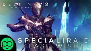Destiny 2 Forsaken: Last Wish Grunt Birthday Party Edition