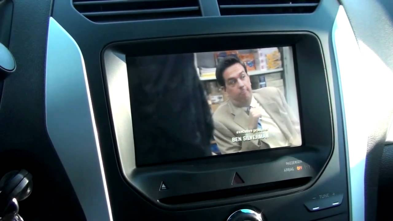 2011 Ford Explorer - DVD Player - YouTube