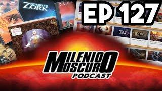 MILENIO OSCURO PODCAST #127 ► Formato Digital vs. Físico, Viernes 13, Futuro Shock y más! (AUDIO)