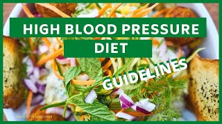 ???????? High Blood Pressure Diet Plan Guidelines  ⭐FREE Book⭐How To Manage Hypertension Naturally