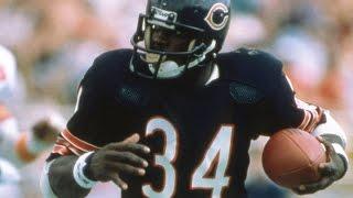 #5: Walter Payton   The Top 100: NFL's Greatest Players (2010)   #FlashbackFridays