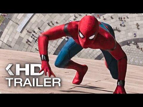 SPIDER-MAN: Homecoming International Trailer (2017)