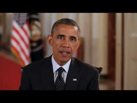 President Obama Welcomes Gay Games Participants