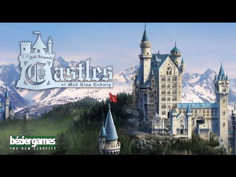 Castles of Mad King Ludwig APK Cover