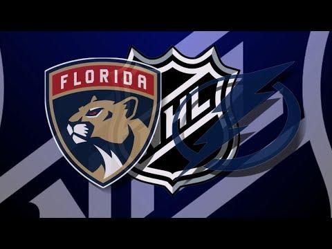 Флорида – Тампа-Бэй (08.10.17) Обзор матча...