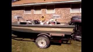 1987 16 fisher marine boat