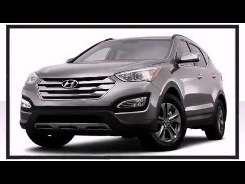 2013 Hyundai Santa Fe Video