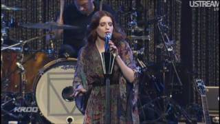 Florence and The Machine - KROQ AAC 2011 - Part 1