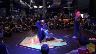 Finał Footwork Battle Floormaster 2017 - LoskyRock vs. Minkin